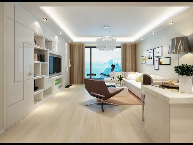 最新现代简约风格私宅设计案例欣赏